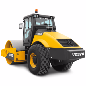 Volvo SD160 и SD200